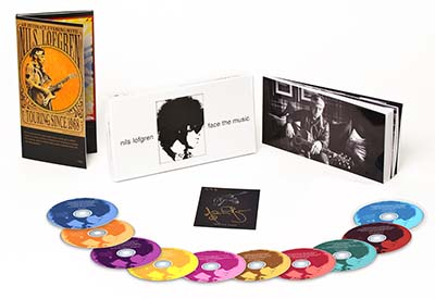 "Nils Lofgren - Boxset ""Face The Music"""