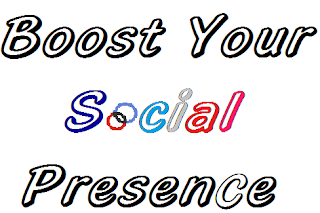 Boost Your Social Presence