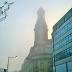 Skywatch Friday: Misty Manchester morn