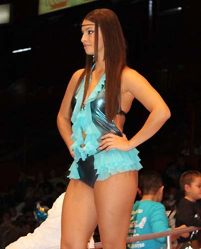 La Nueva Diva Del Ring