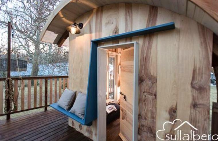 Arredo in costruire una casa sull 39 albero - Costruire case sugli alberi ...