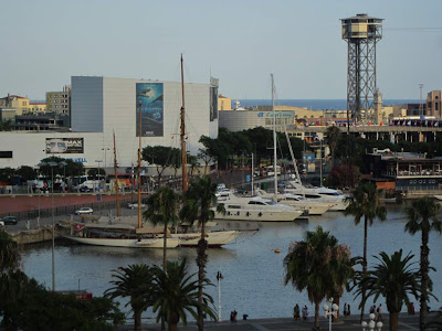 Imax Port Vell in Barcelona