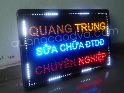 Nhận làm biển quảng cáo LED tại tp. HCM
