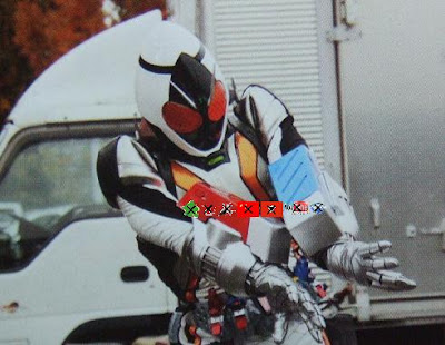 Fourze: Rejecting One's True Color