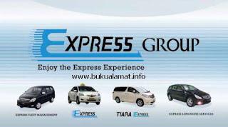 alamat taxi express jakarta