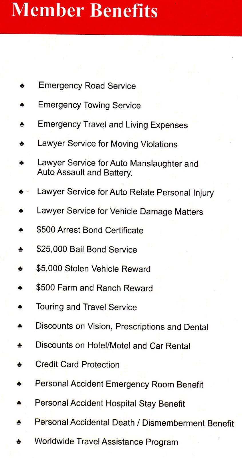 Casino membership benefits