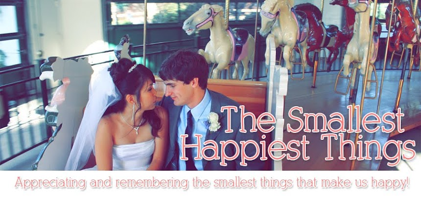 the smallest happiest things