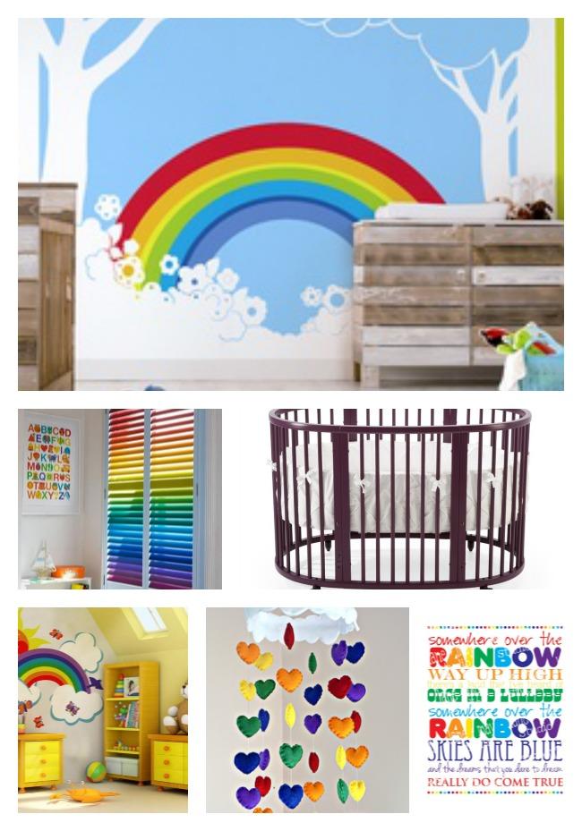 Emma 39 s diary winner announced for the stokke sleepi package for Rainbow themed baby nursery