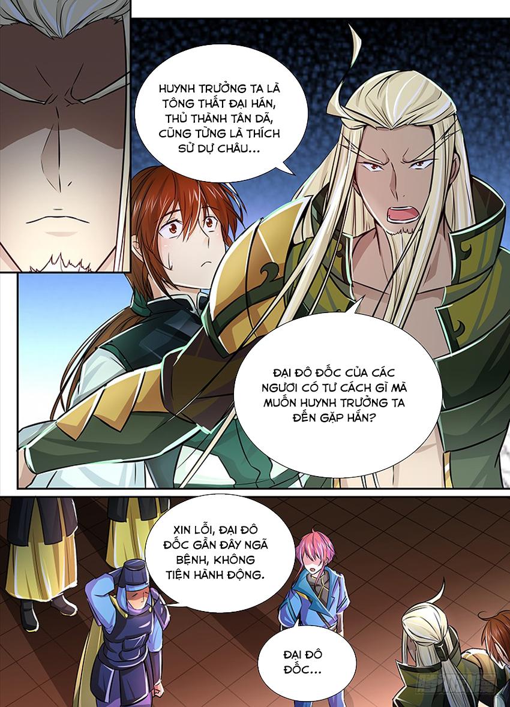 Thiên Cơ Tam Quốc chap 9 - Trang 7