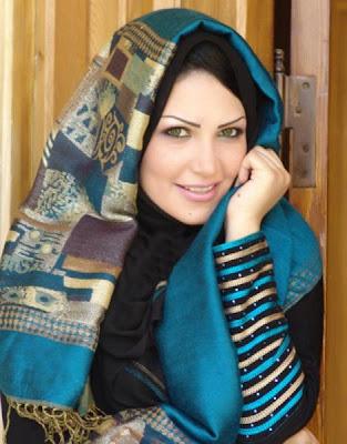 لفات حجاب فى غاية الجمال والروعة 2015