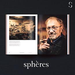 Sphères, un nouveau magazine