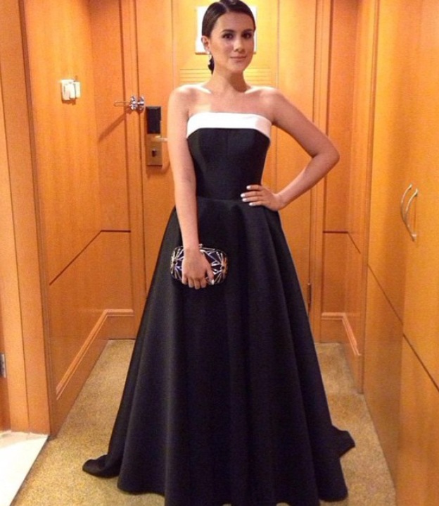 Worst Dressed Star Magic Ball 2014