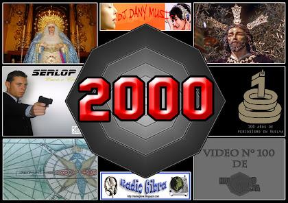 Ya tenemos mas de 2000 visitas en tuenti