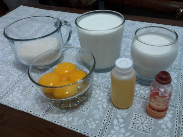 Miftah's Way: Cara membuat es krim (tanpa alat)