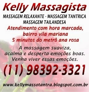 KELLY MASSAGISTA
