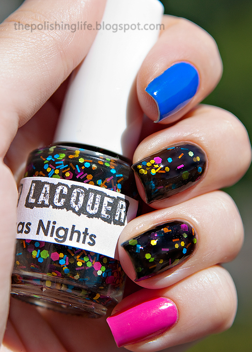Lush Lacquer - Vegas Nights