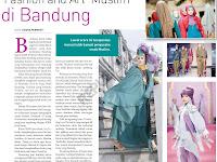 Datang ke Fesyen Show Ikatan Perancang Busana Muslim (IPBM) Jabar Ahh..