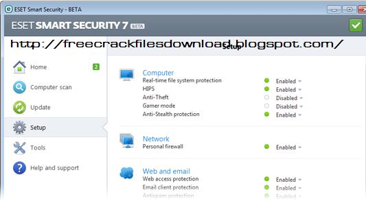 Download ESET Nod32 Beta 7 Username And Password 2014