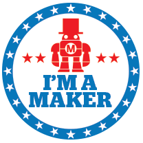 Maker's Badge