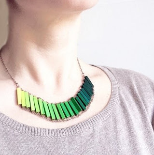 https://www.etsy.com/listing/189787465/ombre-pendant-necklace-lime-minimal