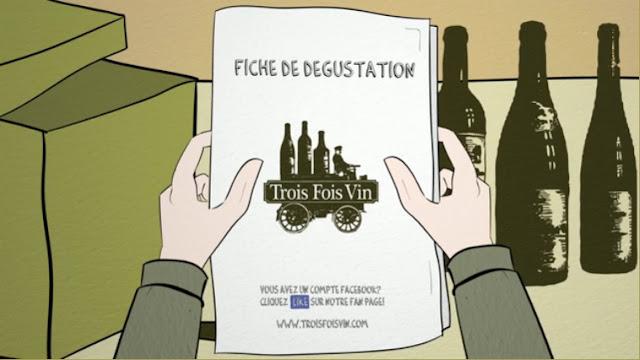 Jeu Trois Fois Vin et Mademoiselle Bons Plans: 1 Box Trois Fois Vin à gagner