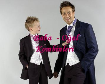 Yeni Moda : Baba - Oğul Kombinleri ;)