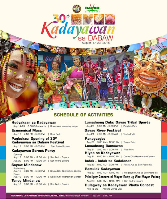 Kadayawan Festival 2015 in Davao City