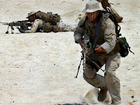 1024x768, Military, Navy SEALs in Action, Military Image