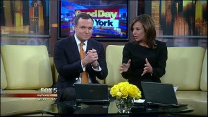 Greg Kelly and Rosanna Scotto