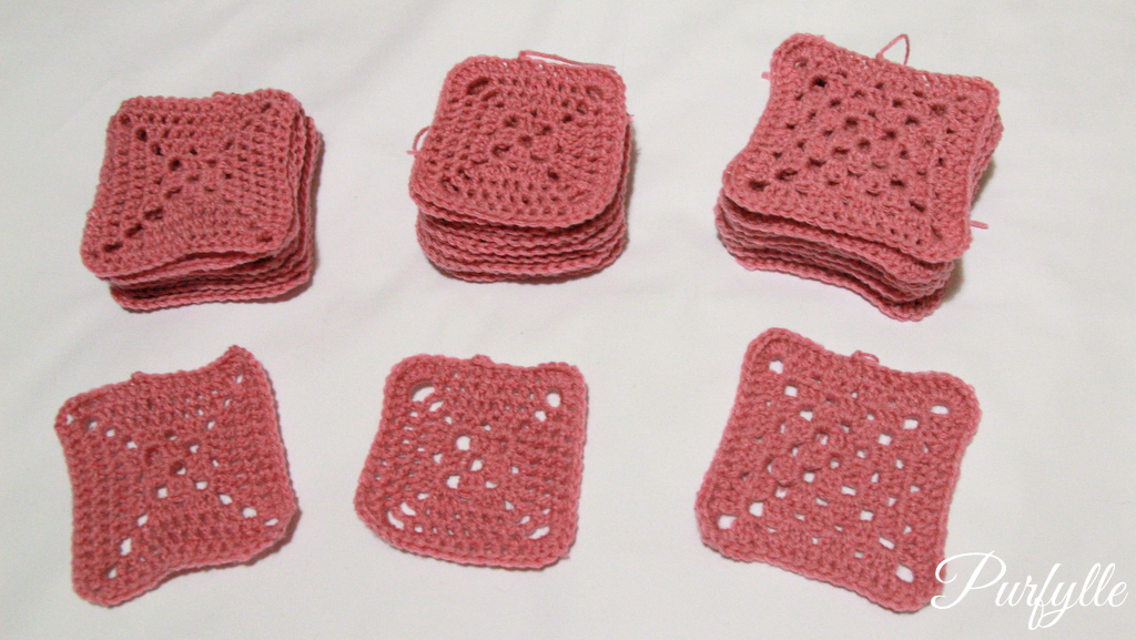 3 granny square variations