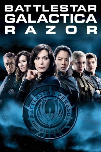 Battlestar Galactica: Razor (2007) ταινιες online seires xrysoi greek subs