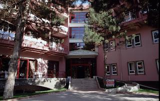 Hamamözü Termal Otel 1