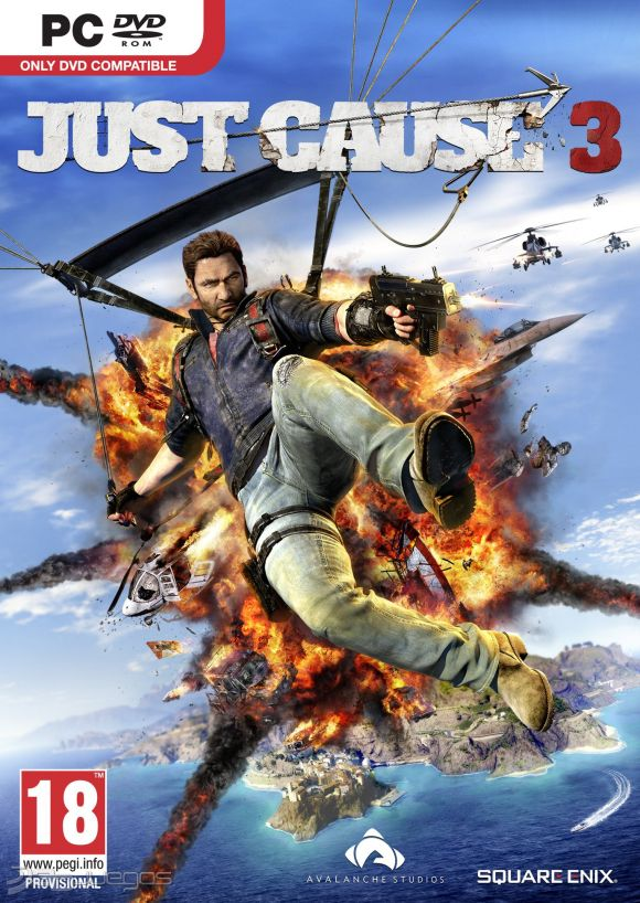 Just Cause 3 pc full español mega iso