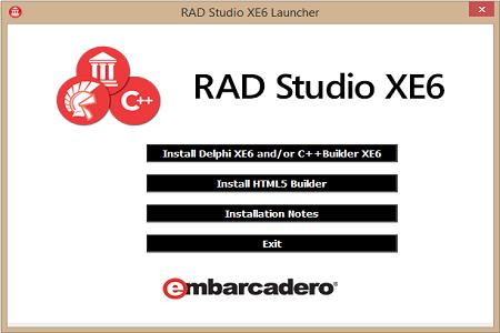 embarcadero rad studio xe2 serial number