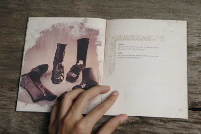 excente diseños de brochure fashion ejemplos