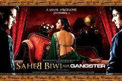 Sahib Biwi Aur Gangster Hindi Movies