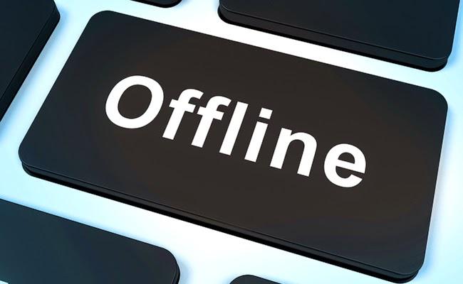 Mai mult offline in Iunie