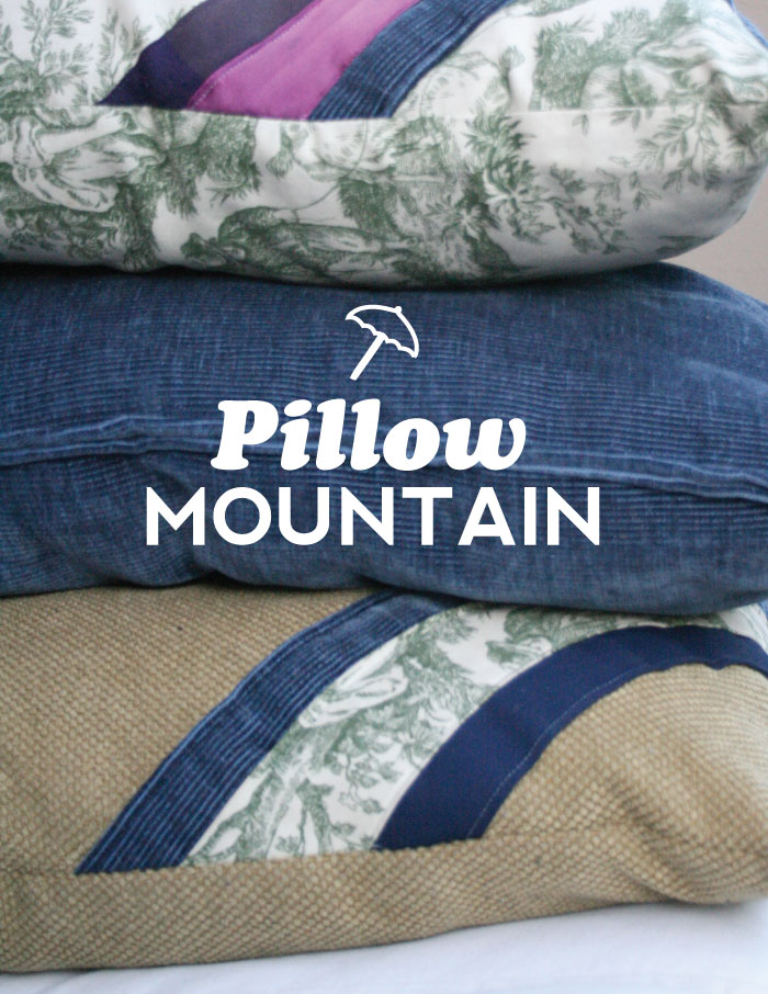 Zoë Fullen - pillow mountain