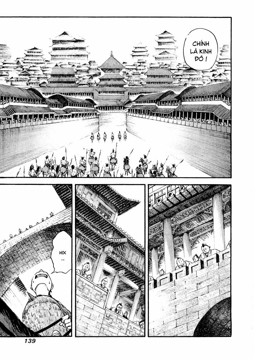 Kingdom - Vương Giả Thiên Hạ  Chapter 27 page 9 - IZTruyenTranh.com
