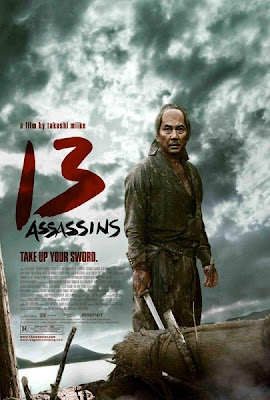 13 Assassins, poster, movie