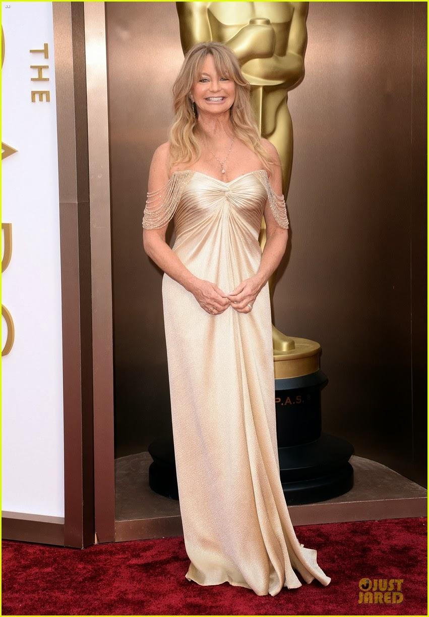 Goldie Hawn, Oscar 2014