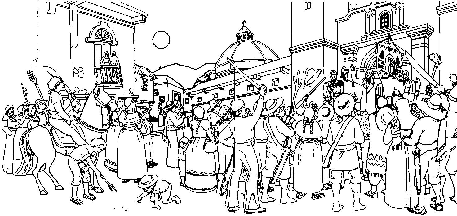Mi escuelita multigrado Dibujos para colorear