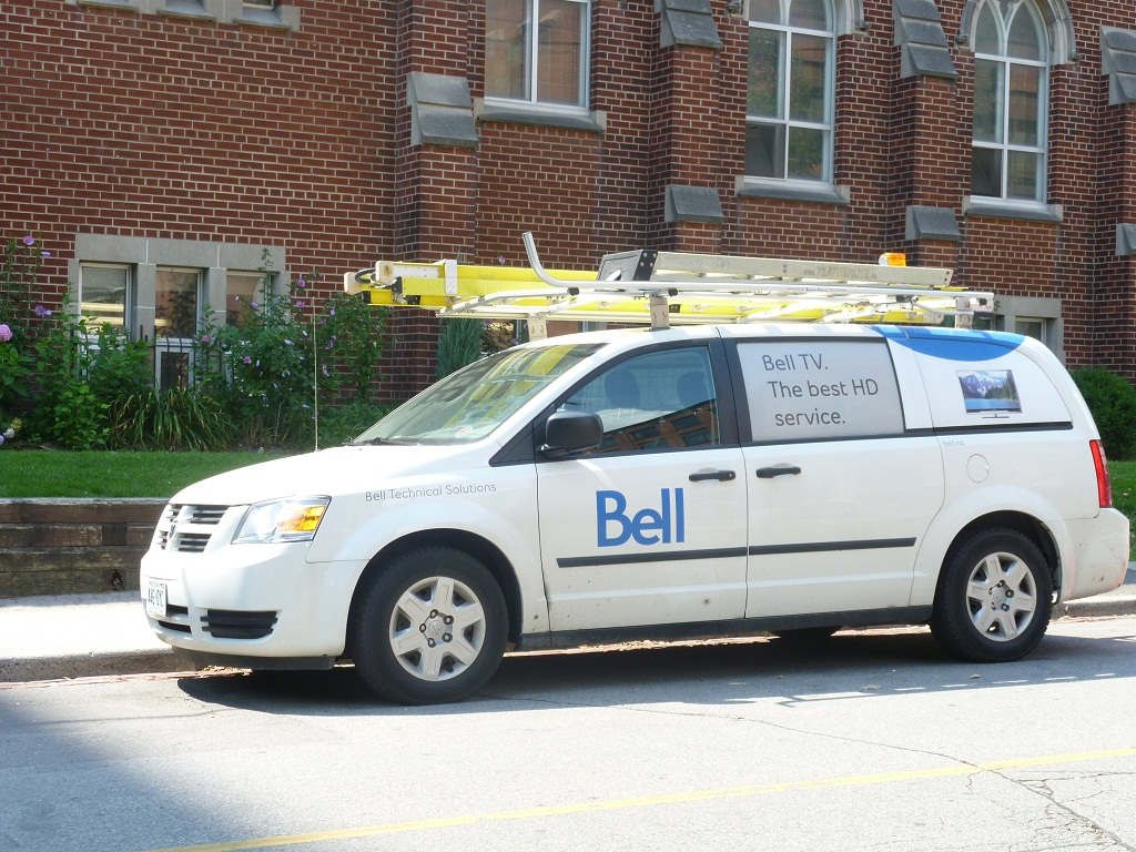 bell telecom tv toronto canada