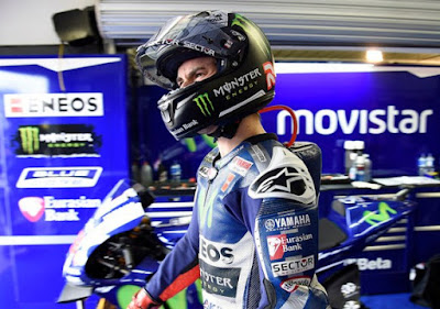 Movistar Yamaha Akan Pecat Lorenzo Setelah Balapan Valencia?