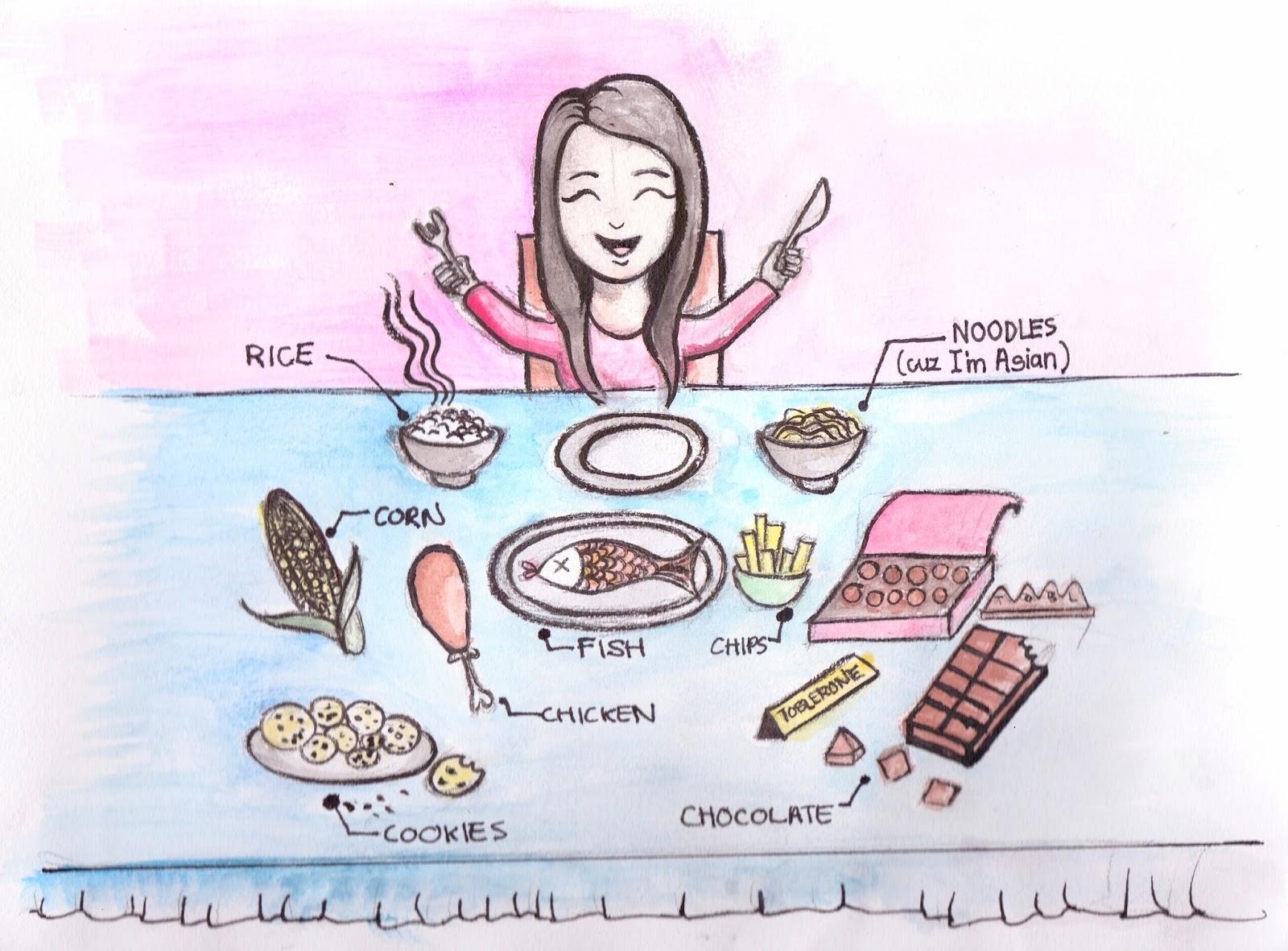 my favorite food essay pdf