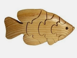 3D Kiddi Fish