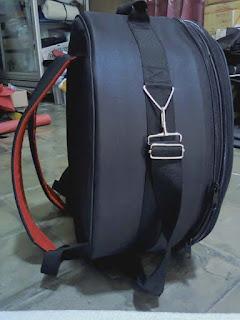 Tas Snare dan Cymbal 14 inch custom praktis