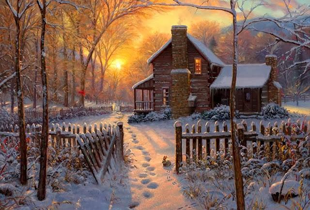 Warmth of morning sunlight