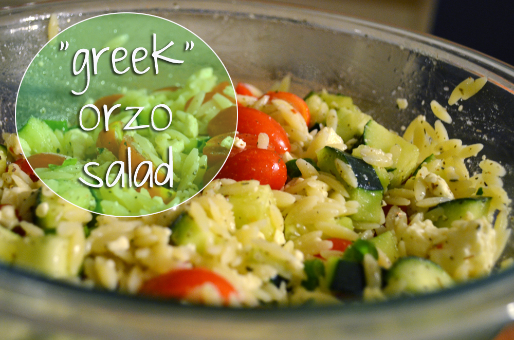 zucchini orzo salad celery and olive orzo salad orzo salad with basil ...