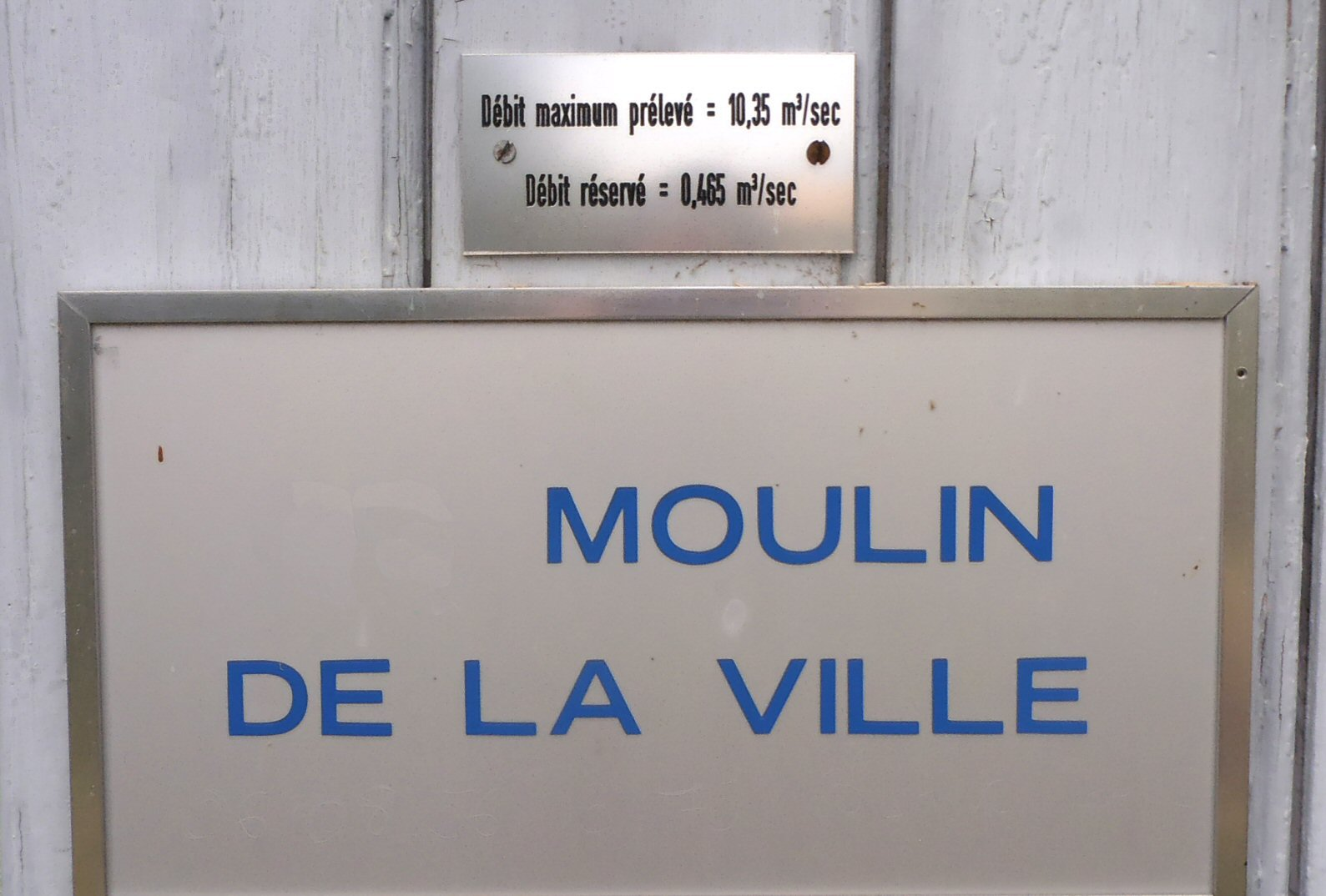 Moulin de la ville velleron 84740 les moulins suite - Moulin de la borderie ...